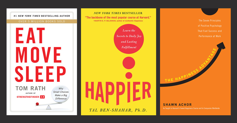 The Happy Secret To Better Work A Reading List - Scott Livengood