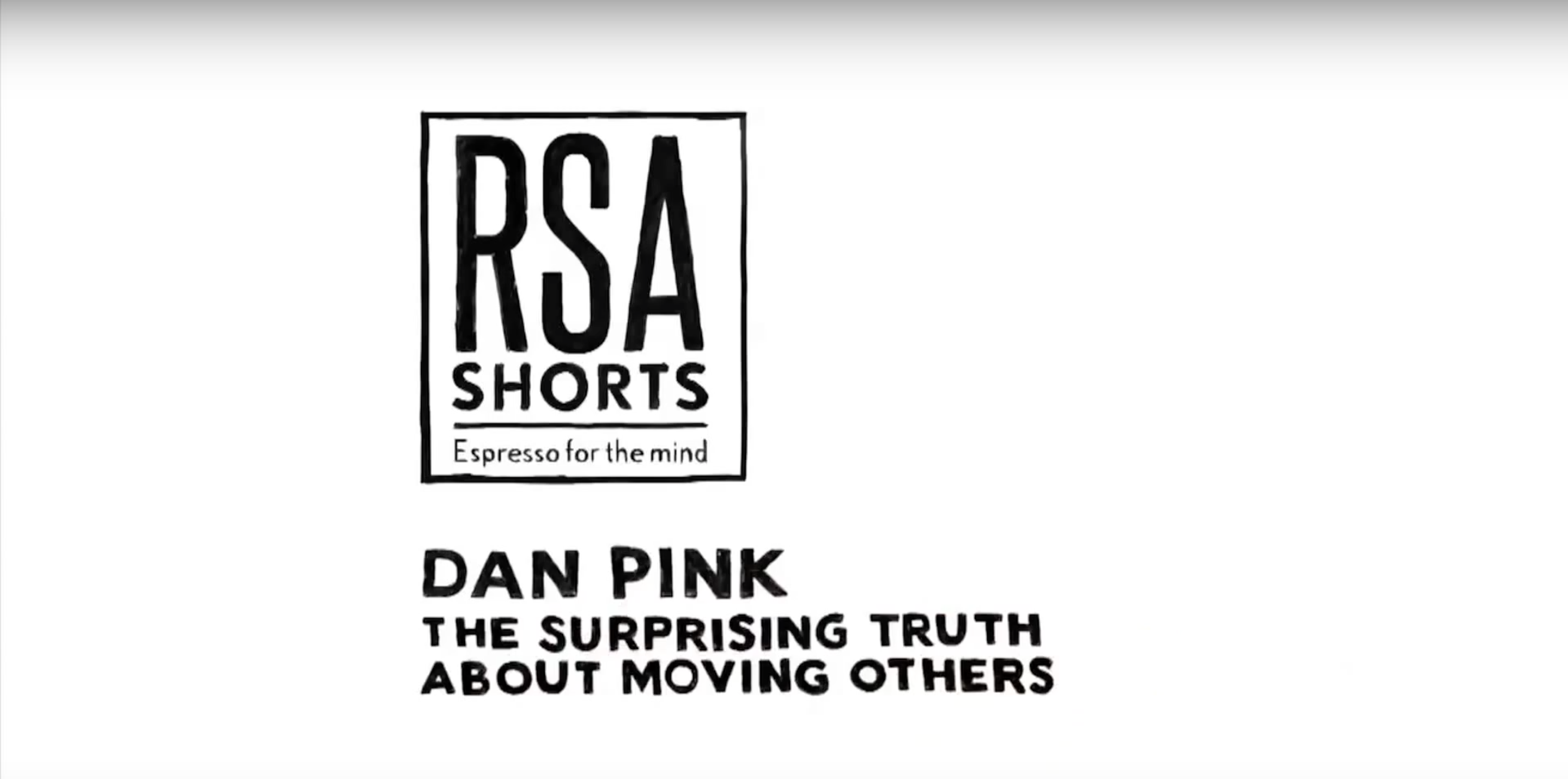RSA Shorts – The ABCs of Persuasion - Scott Livengood