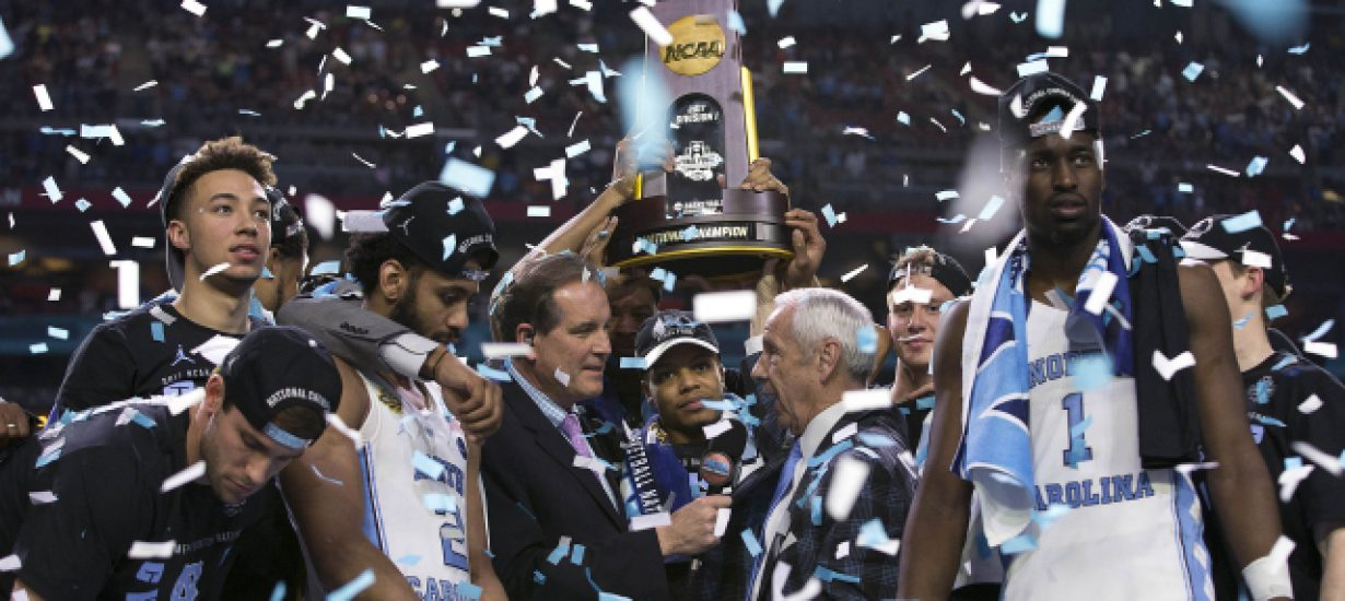 Redemption Tour Ends as Heels Win NCAA Title - Scott Livengood