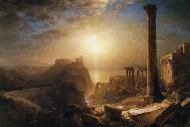 Frederic Church: A Painter's Pilgrimage - Scott Livengood