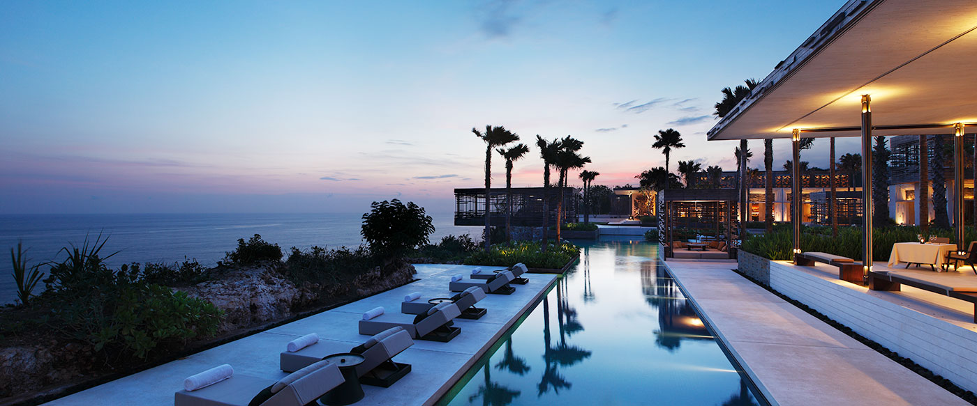 A Serene Clifftop Sanctuary in Bali - Scott Livengood
