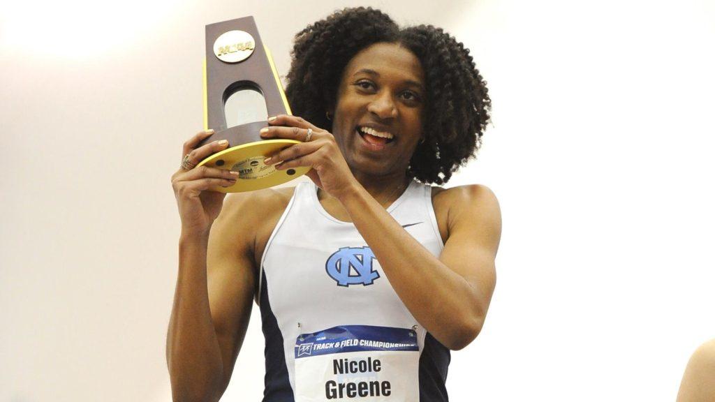Nicole Greene wins NCAA title in seven-round jump off - Scott Li