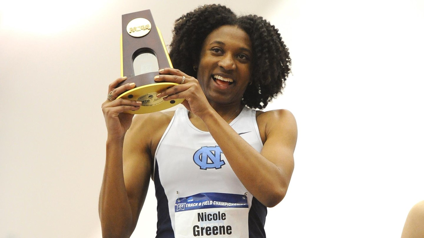Nicole Greene wins NCAA title in seven-round jump off - Scott Li