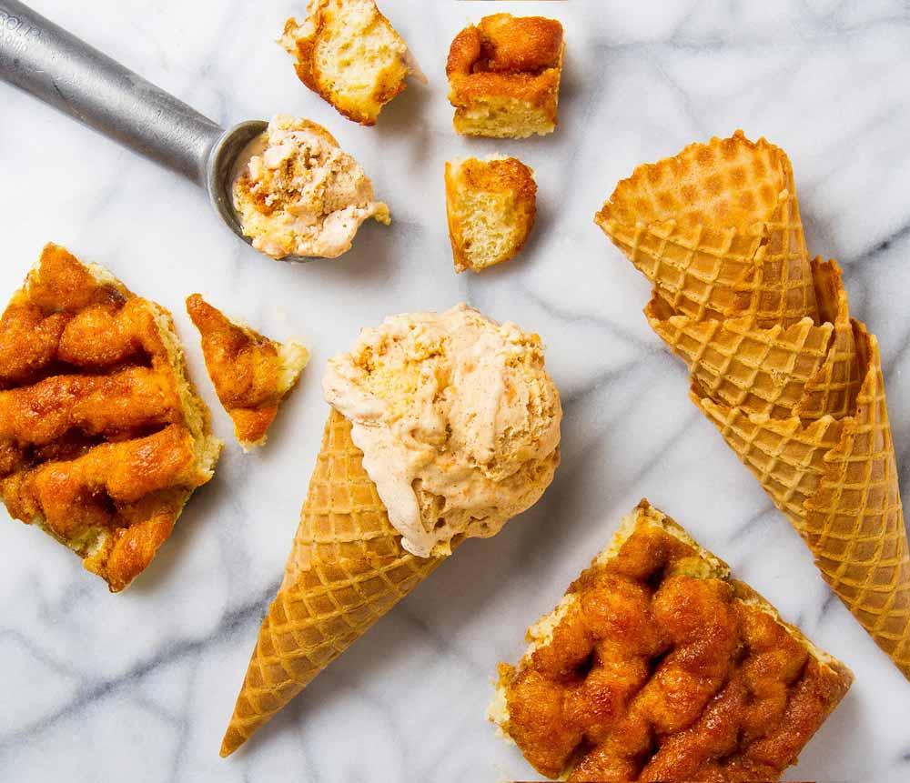 Recipes for National Ice Cream Month - Scott Livengood
