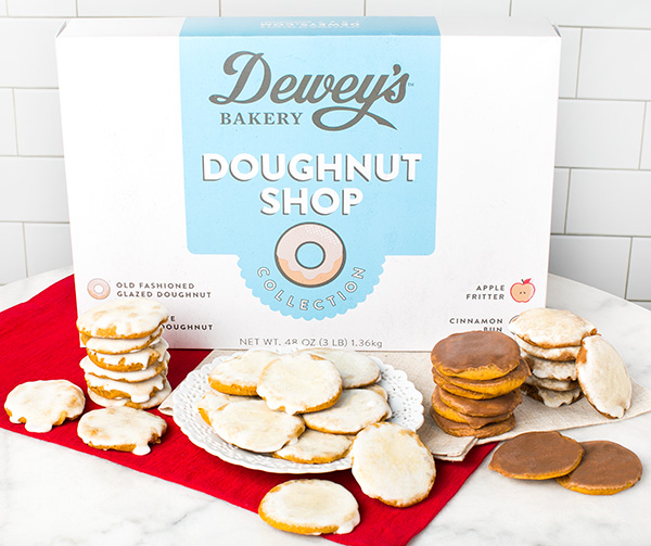 Dewey's Bakery New Doughnut Shop Cookies! - Scott Livengood