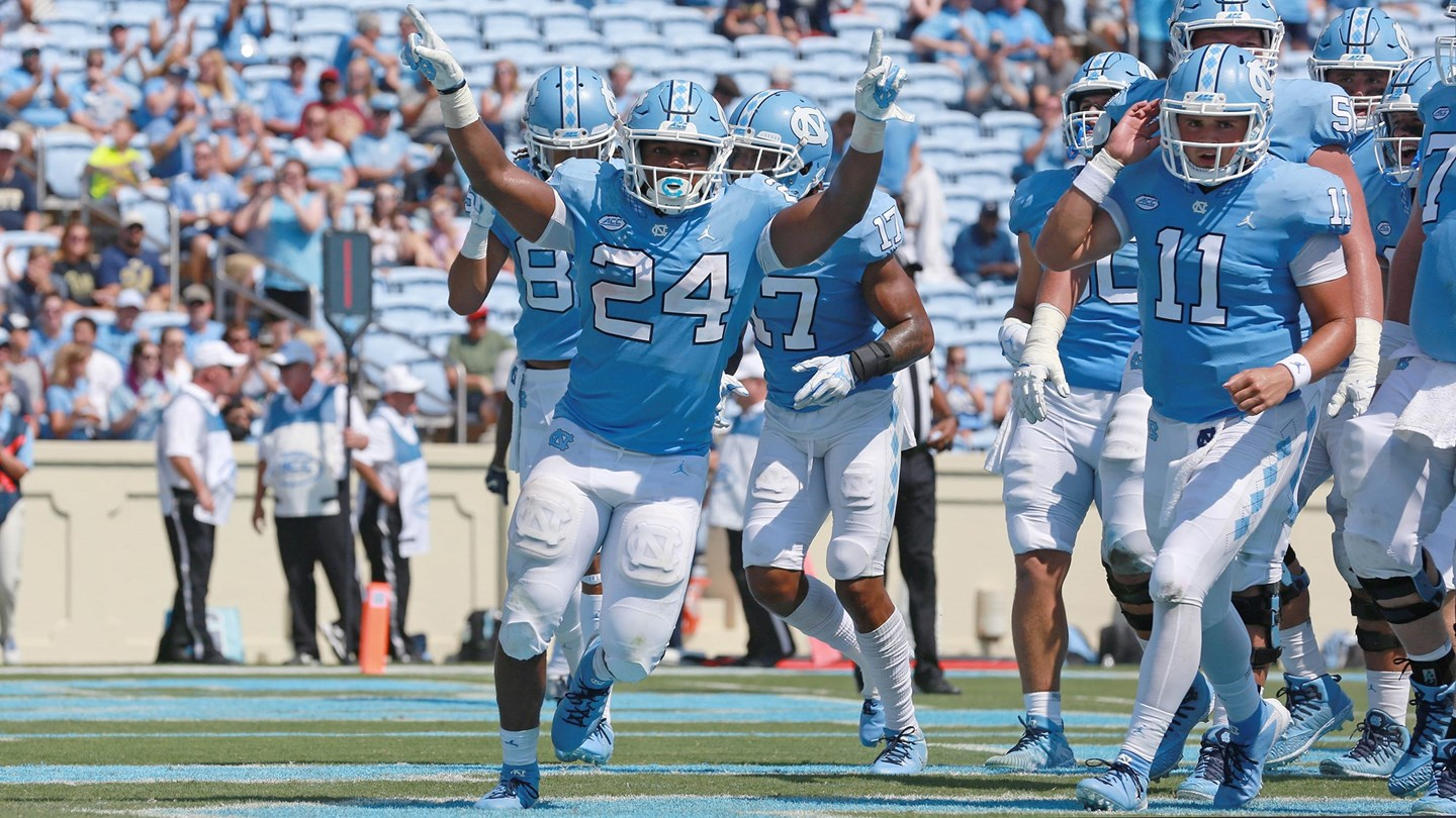 UNC Sports Weekly Press Conference - Scott Livengood