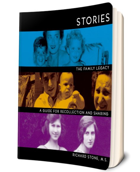 Stories: The Family Legacy - Scott Livengood