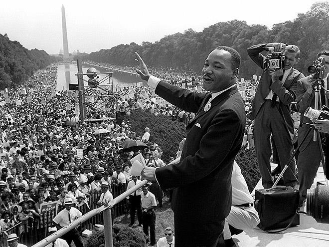 Carolina celebrates the legacy of Martin Luther King Jr. - Scott
