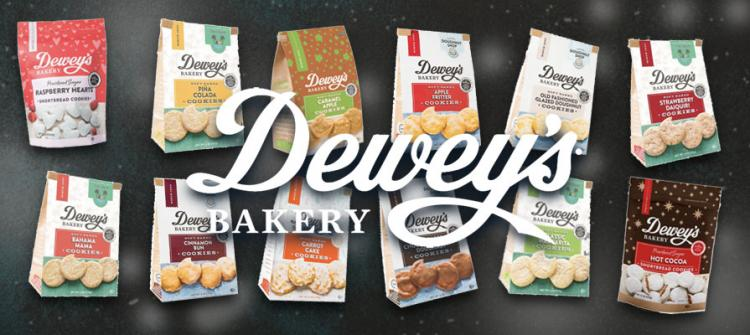 Dewey's Bakery Expands Product Portfolio - Scott Livengood