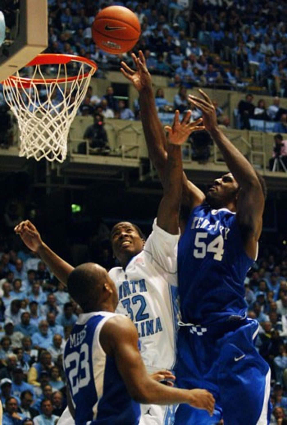Tar Heels in the pros UNC basketball alums crucial in NBA playoffs - Scott Livengood