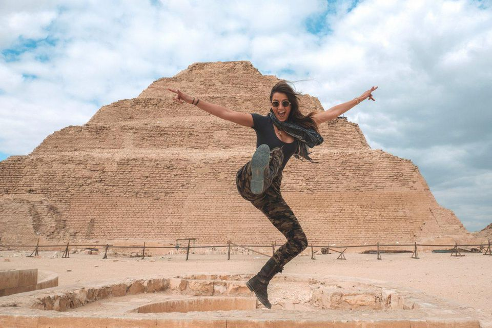 This 21-Year-Old Woman Just Became The Youngest Person To Travel To Every Country - Scott Livengood