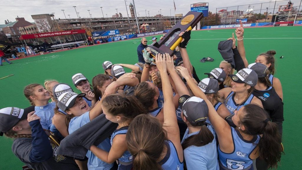 Student-produced documentary about Carolina field hockey team's undefeated season to debut Aug. 19 - Scott Livengood