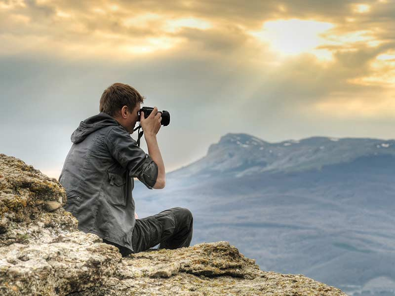 How To Take Better Travel Photos, According To Instagrammers - Scott Livengood
