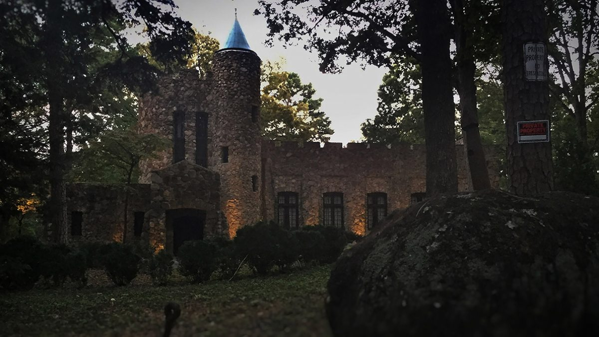 Carolina ghost stories Gimghoul Castle - Scott Livengood