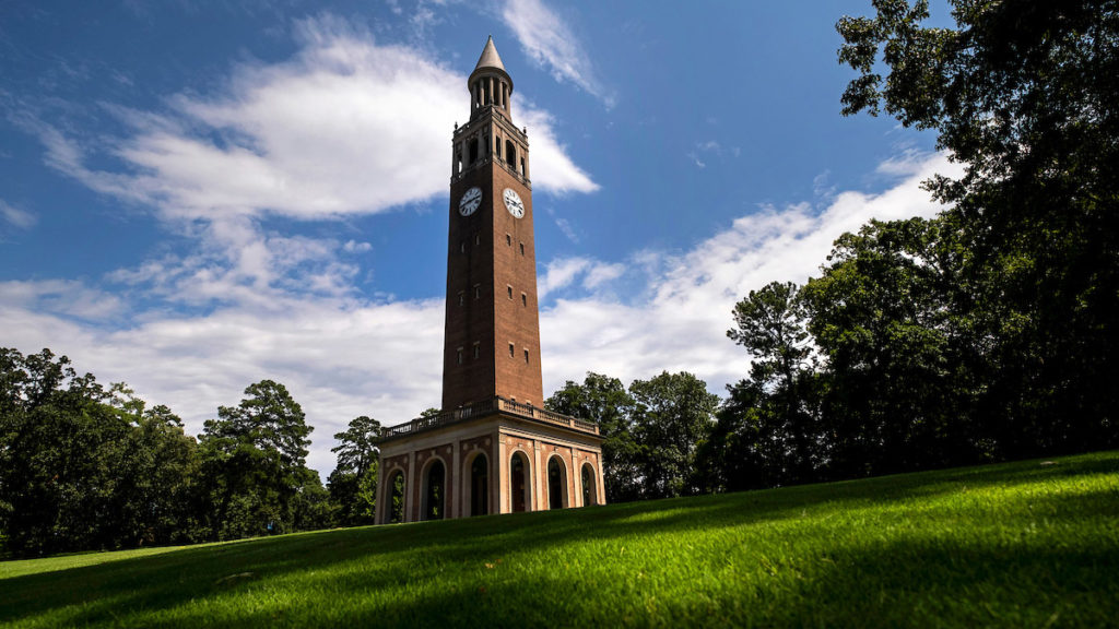 UNC-Chapel Hill trustees honor three with prestigious Davie Awards - Scott Livengood