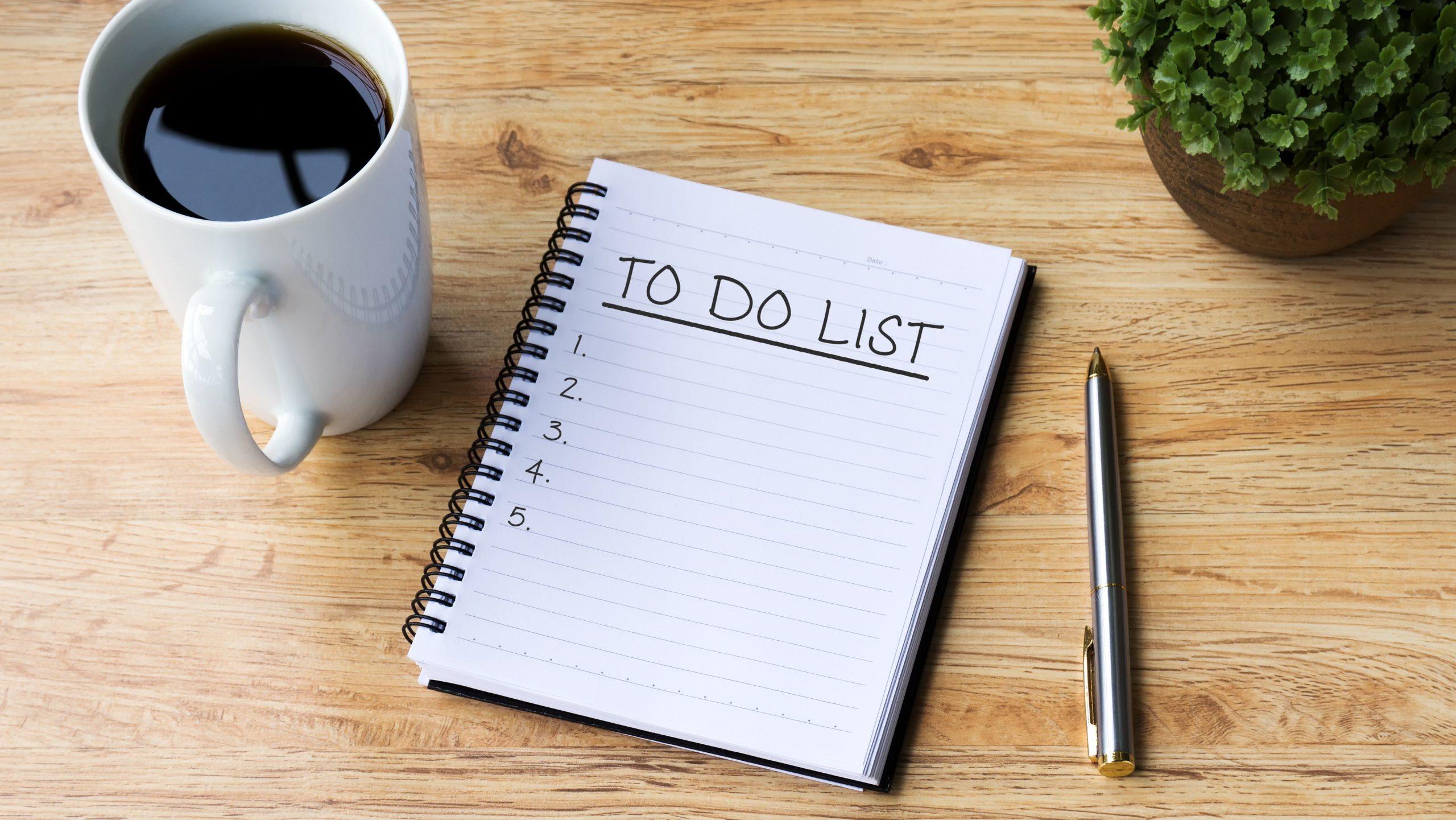 7 Secrets to a Productive Work Day - Scott Livengood