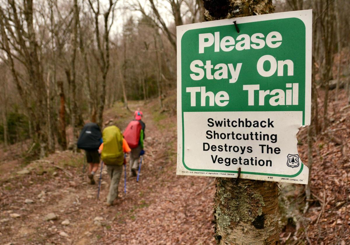 Leave No Trace promotes responsible use of nature - Scott Livengood