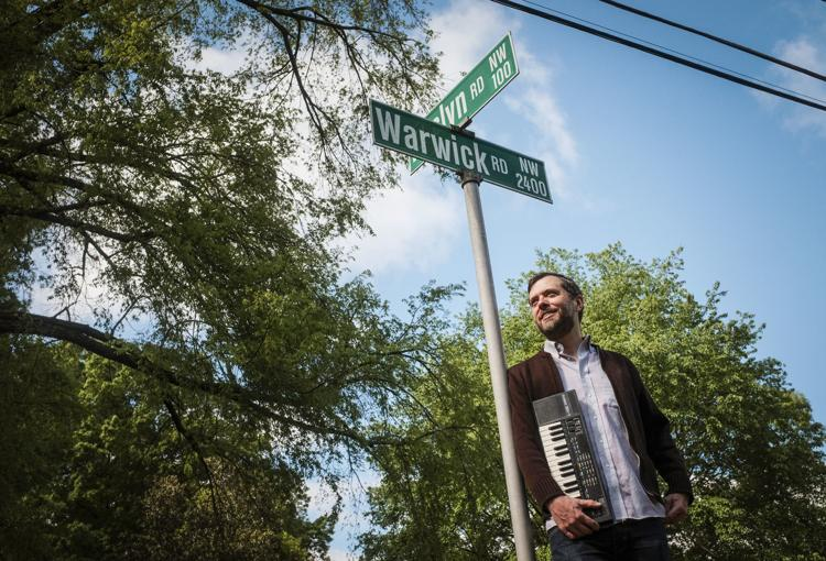 The streets of Buena Vista inspire new album of instrumentals - Scott Livengood